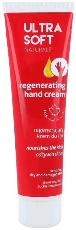 Regeneráló kézkrém - Ultra Soft Naturals Regenerating Hand Cream