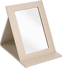 Parfüm, Parfüméria, kozmetikum Kozmetikai tükör, bézs - MakeUp Tabletop Cosmetic Mirror Beige