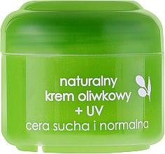 "Parfüm, Parfüméria, kozmetikum Arckrém ""Természetes olíva + UV"" - Ziaja Face Cream"