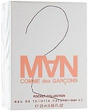 Parfüm, Parfüméria, kozmetikum Comme des Garcons 2 Man Pocket Collection - Eau de toilette