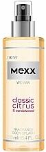 Parfüm, Parfüméria, kozmetikum Mexx Woman Classic Citrus & Sandalwood Body Splash - Spray testre
