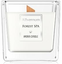 "Parfüm, Parfüméria, kozmetikum Illatgyertya ""Forest SPA"" - Allverne Home&Essences Candle Forest SPA"