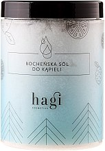 Parfüm, Parfüméria, kozmetikum Fürdősó fenyő olajjal - Hagi Bath Salt