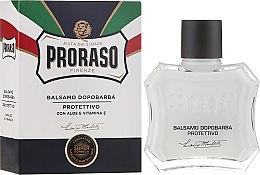 Parfüm, Parfüméria, kozmetikum Borotválkozás utáni balzsam E vitaminnal - Proraso Blue Line After Shave Balm Super Formula