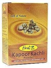 Parfüm, Parfüméria, kozmetikum Hajápoló por vékonyszálú és gyenge hajra - Hesh Kapoor Kachli Powder