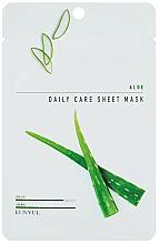 Parfüm, Parfüméria, kozmetikum Hidratáló szövetarcmaszk aloe vera kivonattal - Eunyul Daily Care Mask Sheet Aloe