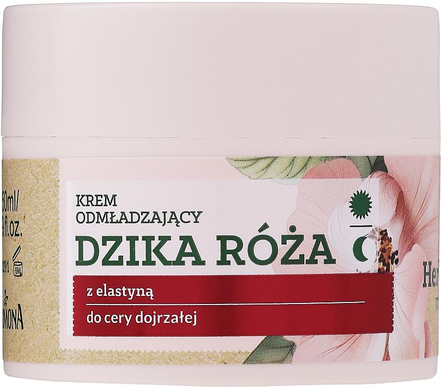 """""""Csipkebogyó"""" fiatalító krém - Farmona Herbal Care Rejuvenating Cream"""