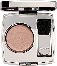 Parfüm, Parfüméria, kozmetikum Kompakt púder - Nouba Blushow Baked Blush Silver Case