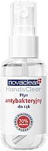 Parfüm, Parfüméria, kozmetikum Antibakteriális spray kézre - Novaclear Hands Clear