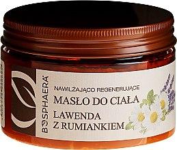 """Parfüm, Parfüméria, kozmetikum Hidratáló és regeneráló testápoló olaj """"Levendula és kamilla"""" - Bosphaera"""