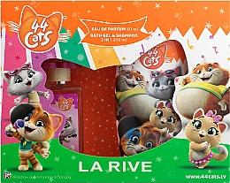 Parfüm, Parfüméria, kozmetikum La Rive 44 Cats - Szett (edp/50ml+gel/sh/250ml)