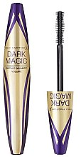 "Parfüm, Parfüméria, kozmetikum Szempillaspirál vízálló ""Dark Magic"" - Max Factor Dark Magic Waterproof Mascara"