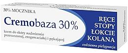 "Parfüm, Parfüméria, kozmetikum Puhító és hidratáló krém ""Karbamid"" - Farmapol Cremobaza 30%"