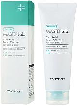 Parfüm, Parfüméria, kozmetikum Mosakodó hab - Tony Moly Derma Master Lab Cica Mild Foam Cleanser