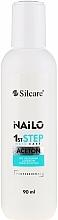 Parfüm, Parfüméria, kozmetikum Gél lakk lemosó - Silcare Nailo Aceton