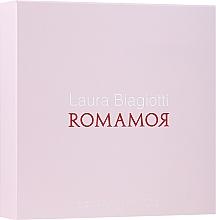 Parfüm, Parfüméria, kozmetikum Laura Biagiotti Romamor - Szett (edt/25ml + edt/10ml)