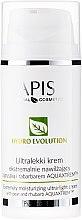 Parfüm, Parfüméria, kozmetikum Extrém hidratáló ultrakönnyű krém körtével és rebarbarával - APIS Professional Hydro Evolution Extremely Moisturizing Ultra-Light Cream