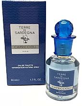Parfüm, Parfüméria, kozmetikum Terre Di Sardegna Capriccioli - Eau De Toilette