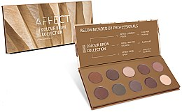 Parfüm, Parfüméria, kozmetikum Szemöldök paletta - Affect Cosmetics Color Brow Collection