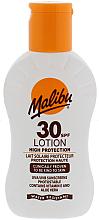 Parfüm, Parfüméria, kozmetikum Napsugárzás elleni testápoló - Malibu Lotion SPF30