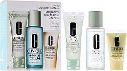 Parfüm, Parfüméria, kozmetikum Szett - Clinique 3-Step System Type IV (soap/50ml + lot/100ml + Gel/30ml)