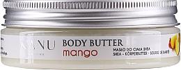 """Parfüm, Parfüméria, kozmetikum Testvaj """"Mangó"""" - Kanu Nature Mango Body Butter"""
