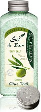 Parfüm, Parfüméria, kozmetikum Fürdősó - Naturalis Sel de Bain Olive Milk Bath Salt