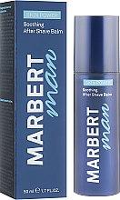 Parfüm, Parfüméria, kozmetikum Borotválkozás utáni balzsam - Marbert Man Skin Power Soothing After Shave Balm
