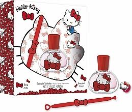 Parfüm, Parfüméria, kozmetikum Koto Parfums Hello Kitty - Szett (edt/30ml + bracelet + ring)