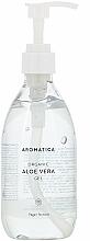 Parfüm, Parfüméria, kozmetikum Organikus gél aloe vera kivonattal - Aromatica 95% Organic Aloe Vera Gel