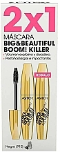 Parfüm, Parfüméria, kozmetikum Szett - Astor Big Beautiful Boom Volume Black (2xmascara/12ml)