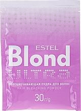 Parfüm, Parfüméria, kozmetikum Élénkítő púder - Estel Professional Only Ultra Blond