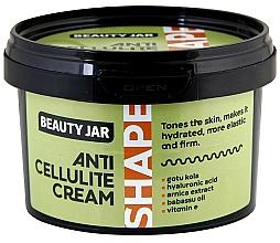 Parfüm, Parfüméria, kozmetikum Narancsbőr elleni krém testre - Beauty Jar Shape Anti-Cellulite Cream