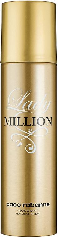 Paco Rabanne Lady Million - Dezodor