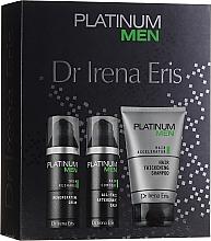 Parfüm, Parfüméria, kozmetikum Készlet - Dr. Irena Eris Platinum Men (shm/125ml + ash/balm/50ml + cr/50ml)