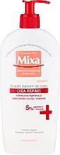 Parfüm, Parfüméria, kozmetikum Testbalzsam - Mixa Cica Repair Body Balm