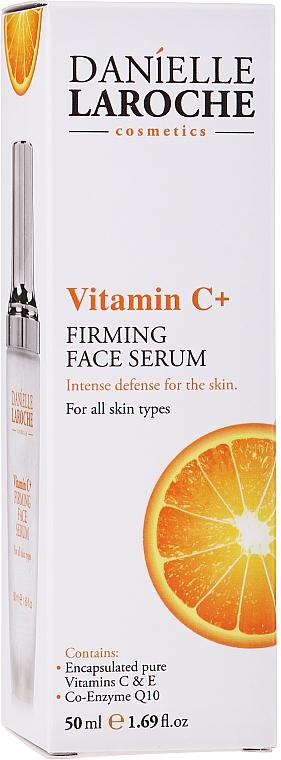 C-vitamin feszesítő arcszérum - Danielle Laroche Cosmetics Firming Face Serum Vitamin C+