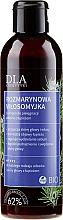 Parfüm, Parfüméria, kozmetikum Korpásodás elleni sampon rozmarin kivonattal - DLA