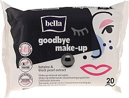 Parfüm, Parfüméria, kozmetikum Sminkeltávolító nedves törlőkendő, 20 db. - Bella