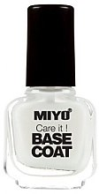 Parfüm, Parfüméria, kozmetikum Körömlakk bázis - Miyo Care It Base Coat