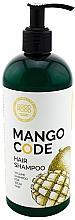 Parfüm, Parfüméria, kozmetikum Dúsító sampon mangó kivonattal - Good Mood Mango Code Hair Volume Shampoo