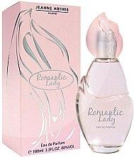 Parfüm, Parfüméria, kozmetikum Jeanne Arthes Romantic Lady - Eau De Parfum