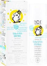 Parfüm, Parfüméria, kozmetikum Napvédő krém gyerekeknek - Eco Cosmetics Baby&Kids Sun Protection Cream SPF 50+