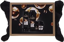 Parfüm, Parfüméria, kozmetikum Szett - Schwarzkopf Gliss Kur Ultimate Repair (shm/250ml + cond/200ml + mask/300ml + bag)