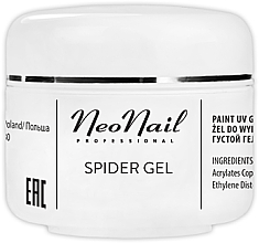 Parfüm, Parfüméria, kozmetikum Körömdíszítő gél - NeoNail Professional Spider Gel