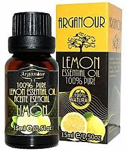 Parfüm, Parfüméria, kozmetikum Citrom illóolaj - Arganour Essential Oil Lemon