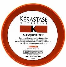 Parfüm, Parfüméria, kozmetikum Intenzív maszk vékony, száraz és sérült hajra - Kerastase Masquintense Irisome Nutritive