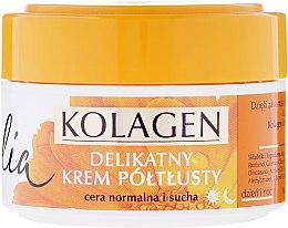 Parfüm, Parfüméria, kozmetikum Arckrém - Celia Collagen Soft Semi-Rich Face Cream
