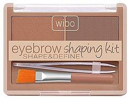 Parfüm, Parfüméria, kozmetikum Szemöldökformázó szett - Wibo Eyebrow Shaping Kit