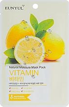 Parfüm, Parfüméria, kozmetikum Arcmaszk vitaminnal - Eunyul Natural Moisture Mask Pack Vitamin